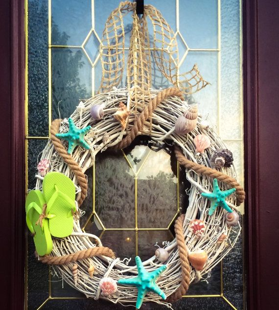 Do It Yourself Home Design: 17 Best Images About Wreaths-Nautical On Pinterest