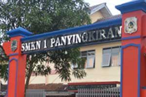 Halaman Facebook tentang SMK Negeri 1 Panyingkiran Kabupaten Majalengka Provinsi Jawa Barat