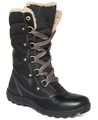 ec52801e39709 Winter must have Timberland Women's Mount Hope Snow Boots · KaloszeJesień  Zima 2014Buty