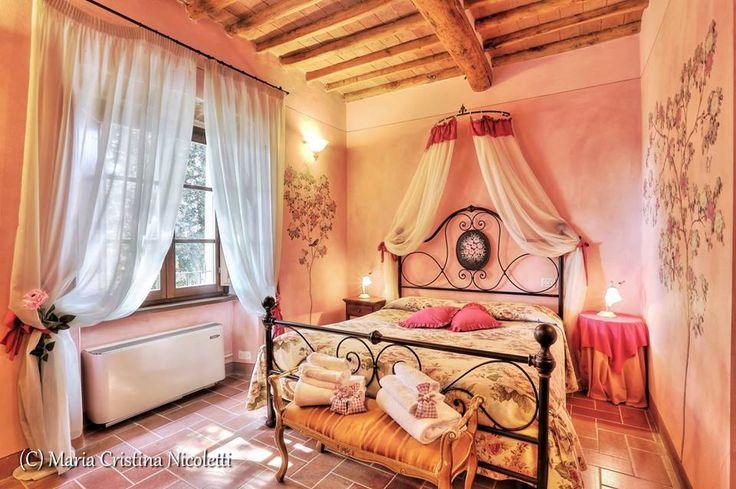 suite romantica Le Rose
