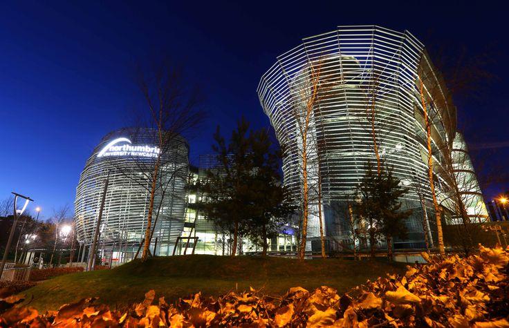 City Campus East | Northumbria University | Newcastle Business School | Northumbria Law School | School of Design