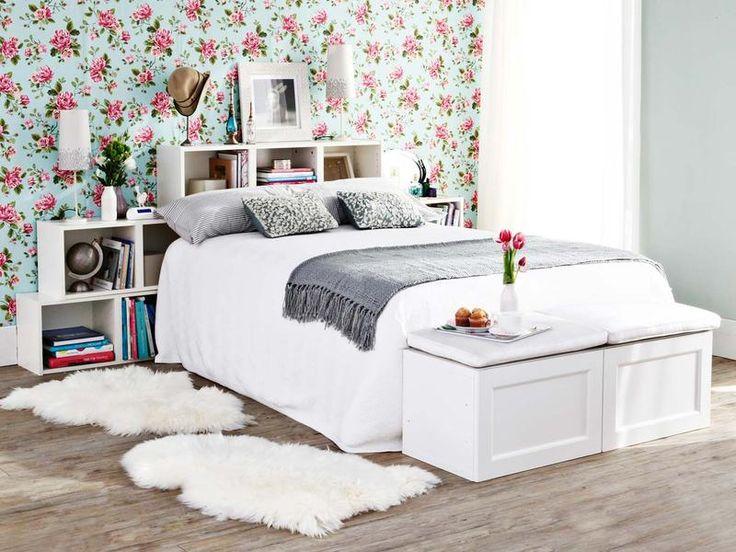 Saca partido al cabecero de tu cama con unas ideas muy originales.