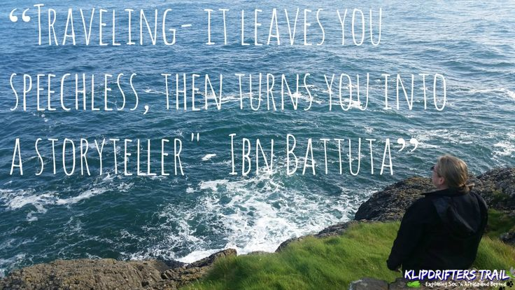 Travel Quotes, Quote: Traveling   It Leaves You Breathless, Then Turns You  Into