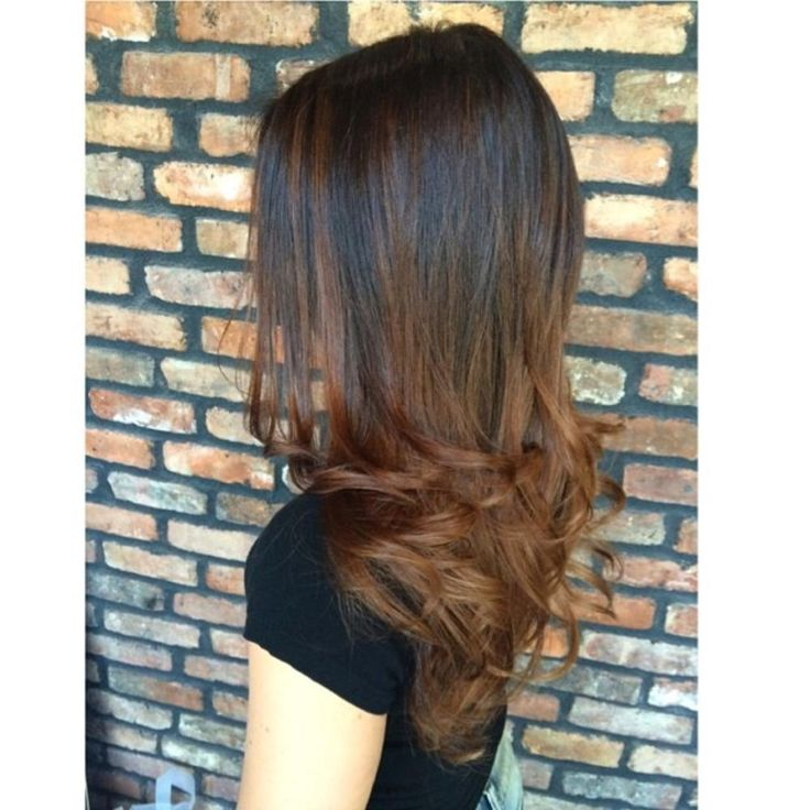 Sombre Hair Color: Get Inspiration for Your Next Salon Visit | Beauty High.  Not too light at the ends for fall.