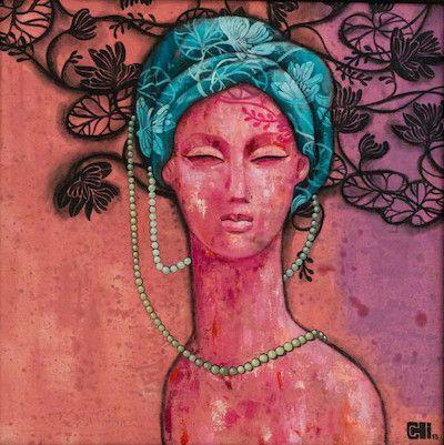 Serenity of My Mind by Suruchi  Jamkaron Artflute.com