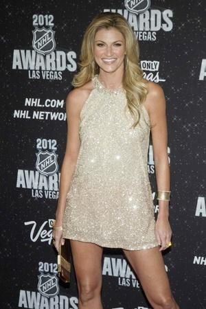 Would like this in a different color. Erin Andrews, formerly of ESPN