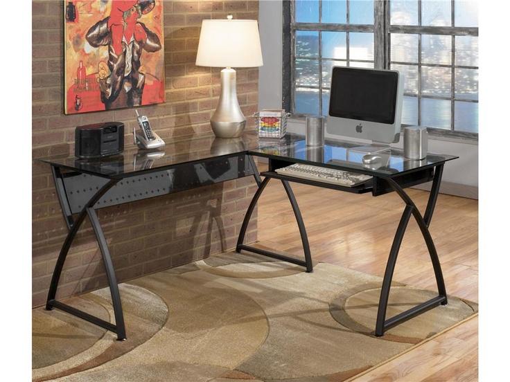 16 Best Office Desk Images On Pinterest Partners Desk