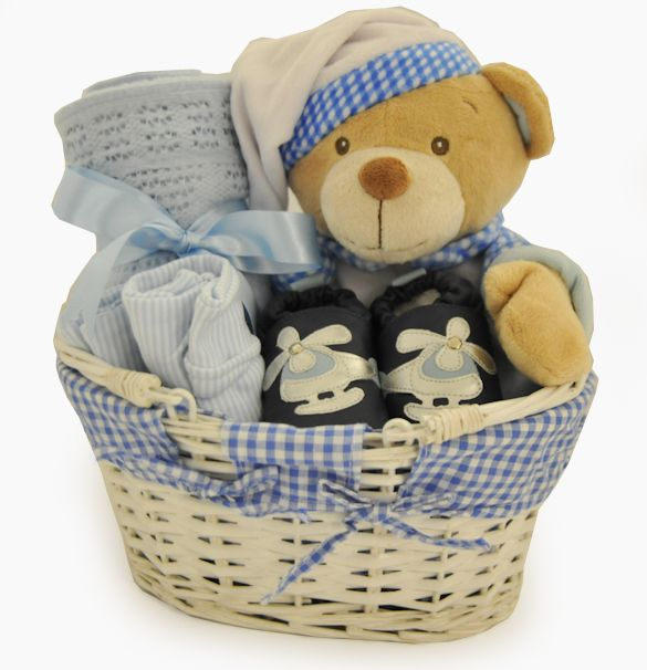 26 best baby boy gifts images on pinterest new baby gifts baby adorable gingham baby boy gift basket available online at httpbabycity negle Gallery