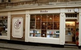 Mr B's Emporium of reading Delights. Only the best bookshop in the world.