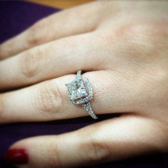 43 Best Engagement Rings And Wedding Rings BrianMichaels Images On Pinterest
