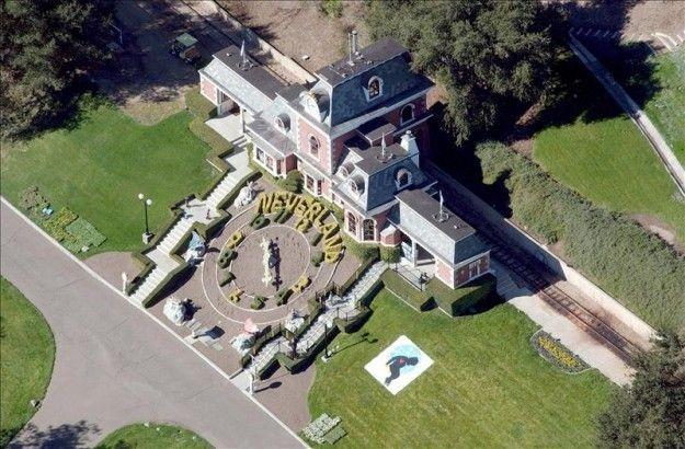 "A la venta el rancho ""Neverland"" de Michael Jackson"