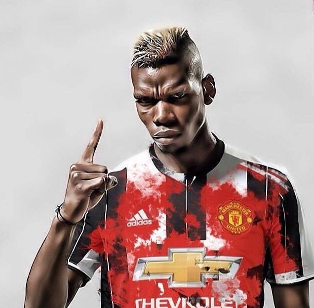 pogba returns to manchester united - Google Search