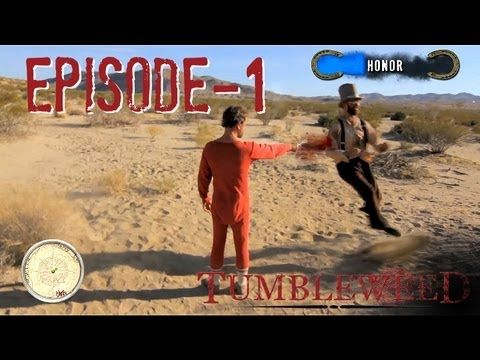 From the comic minds that brought us GOOD COPS: Tumbleweed, Episode-1: Bang - YouTube