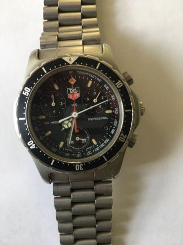 782a5d41085 TAG Heuer Professional Chronograph CE1112 Wrist Watch for Men | Men ...