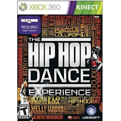 The Hip Hop Dance Experience for Xbox360 I love it so much fun