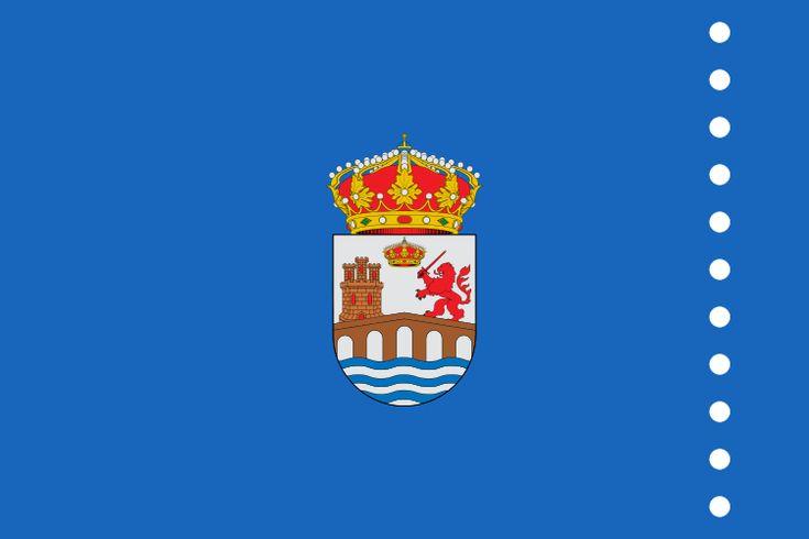 Bandera de la Provincia de Orense.