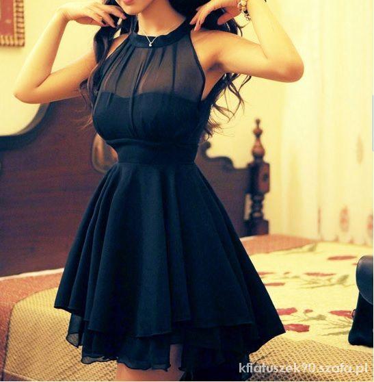 poszukiwana sukienka z siateczka na impreze wesele   Cena: 90,00 zł  #nowasukienka #suknie #czarnesukienki