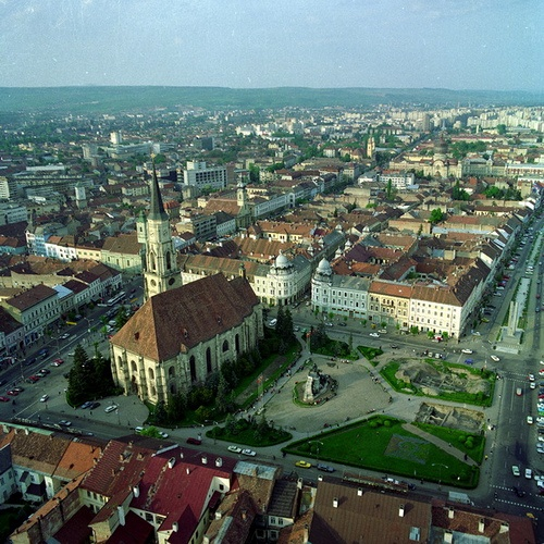 Cluj--it would be nice to return