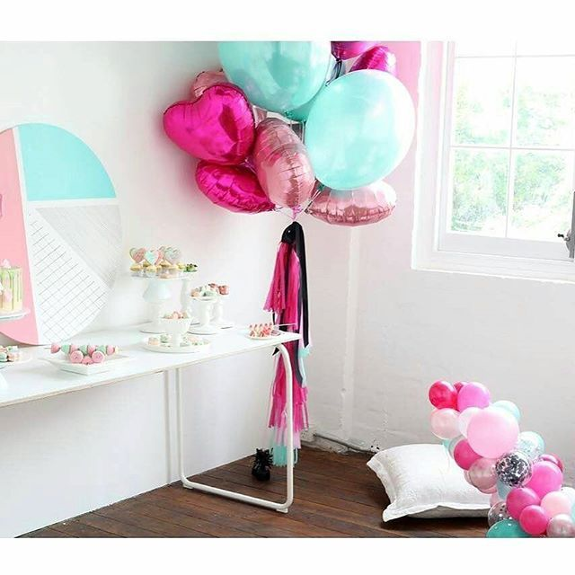 Balloons by us @borntopartyshop
