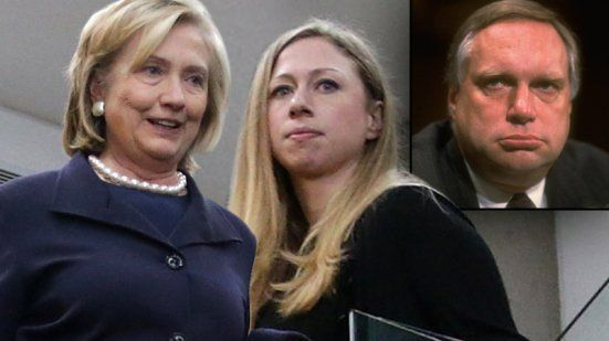 This secret could DESTROY Hillary Clinton's Presidential campaign. Another skeleton in Hillary's closet is coming back to haunt her… It appears Chelsea Clinton's real father is Webster Hubbell, the former …