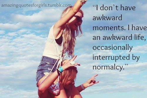 Occasionally