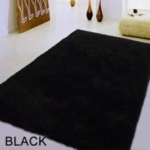Rugs - Satin Shag, Sunny Shag & Galaxy | Andersens Flooring #black