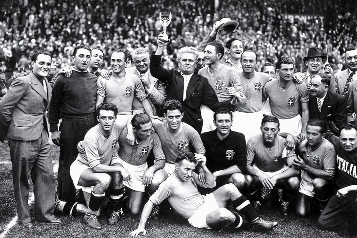 When the World Cup rolled into fascist Italy in 1934