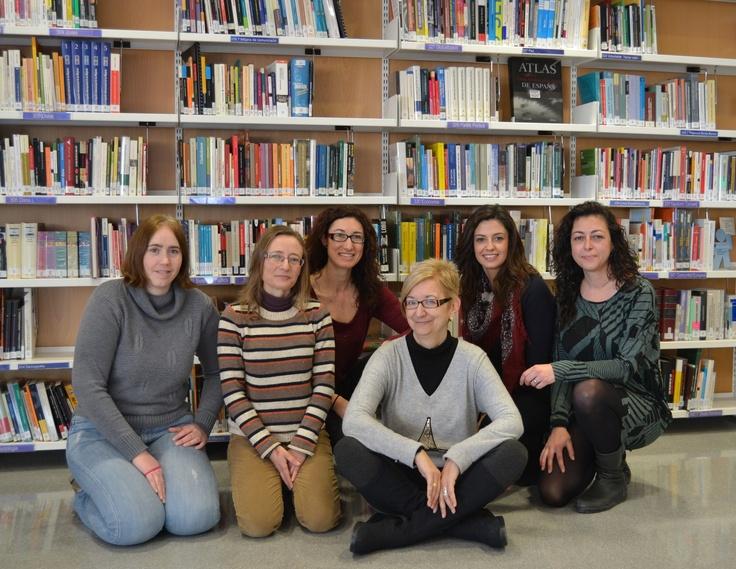 Les persones al teu servei a la Biblioteca