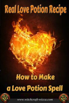 How to make a love potion, What is love potion, #Love potion #recipe, Love spells that work, Homemade love potions, Casting love spells that work, Candle Spell #lovepotion, #Lovespell, #potionrecipe via @wicca_witchcraft