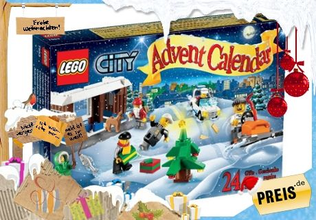 Lego City Adventskalender #christmas