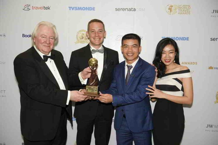 JW Marriott Phu Quoc Emerald Bay Recognized at World Travel Awards and World Spa Awards 2017 - Hotelier Indonesia News