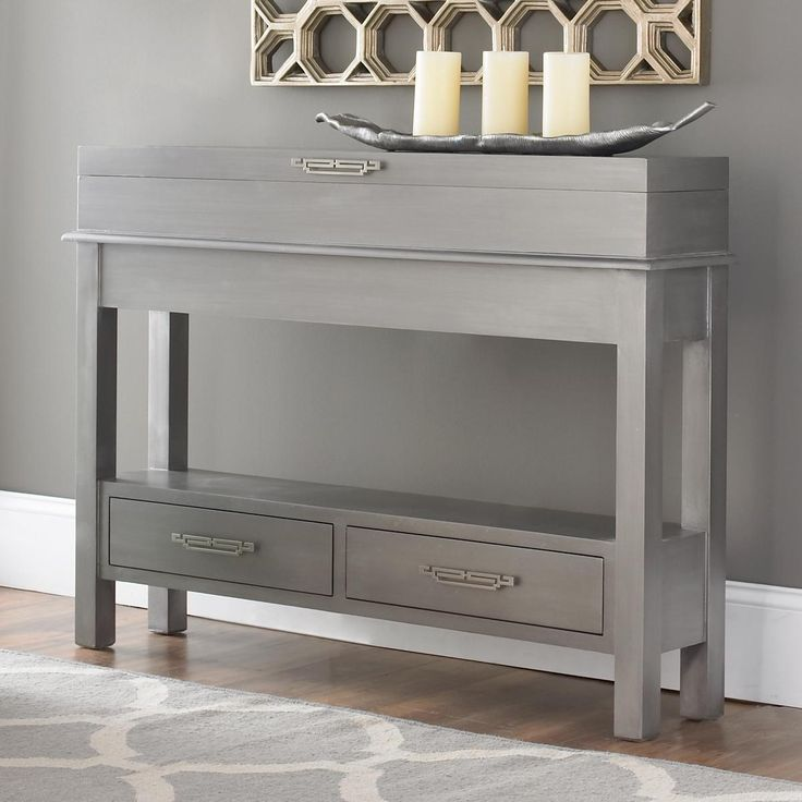 Luxury Small Hall Console