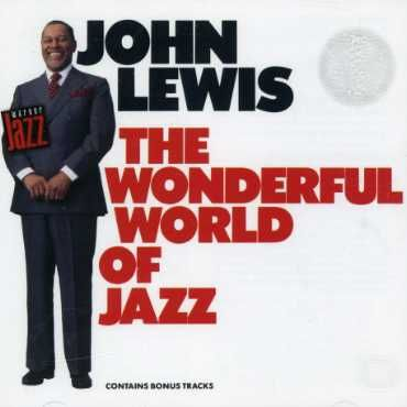 Club Clean John Lewis - Wonderful World of Jazz