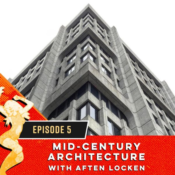 Mid-Century Architecture in Memphis presented by Memphis Type History: The Podcast • Aften Locken  takes us back to the '40s, '50s, and '60s – very important in understanding mid-century modern architecture. Then, she schools us on how to recognize key aspects of these structures… Here's a hint: Does it look like it's from The Jetsons? It's probably mid-mod! Some of her favorites in Memphis from each decade include many of our favorite barbecue joints, the Lorraine Motel, the Memphis College…