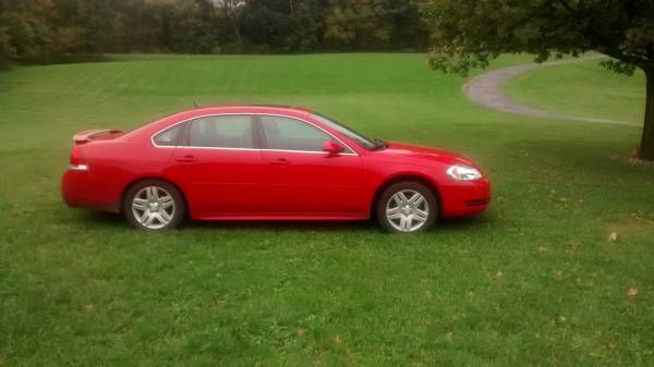 **2012 CHEVY IMPALA-LT- MUST SELL** (Brooklyn) $9900: ****FOR SALE**** 2012 Chevy Impala LT, 6 cyl., automatic, loaded, sun/moon-roof,…