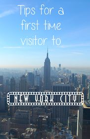Hints and tips for if you're planning a trip to New York City. Links to major attractions. Money saving ideas.