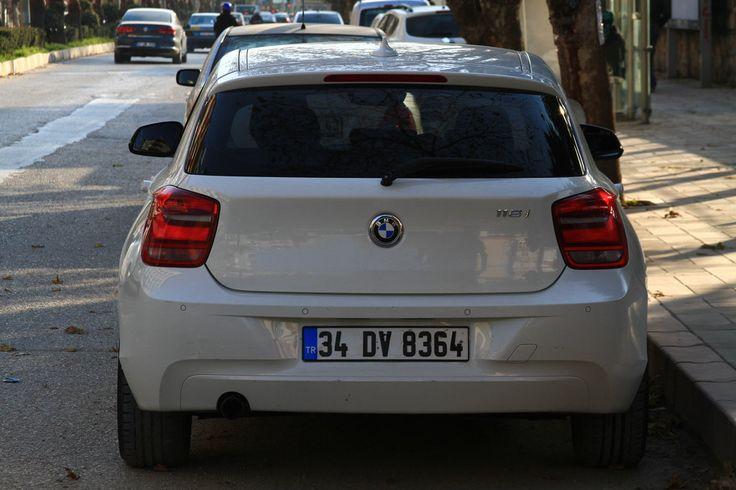 BMW 116i - F 20