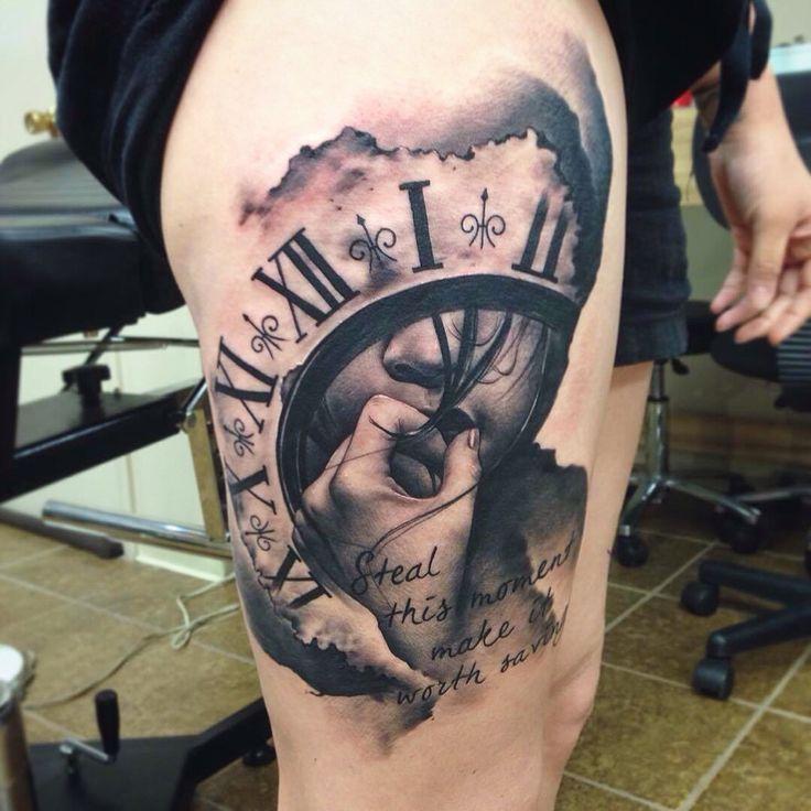 Taschenuhr tattoo  Die besten 25+ Tattoo uhr Ideen auf Pinterest ...