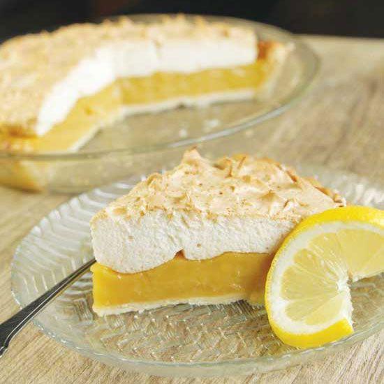 Lemon Meringue Pie Recipe - Food - GRIT Magazine