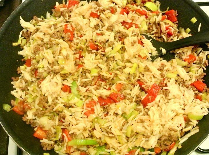 rijstschotel