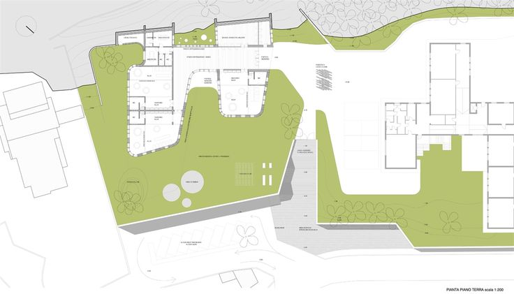 OPERASTUDIO - Competition - Nursery school #lecco #italy #floor