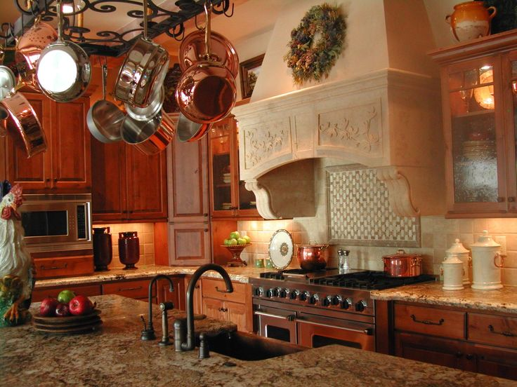 French Country Kitchens French Country Kitchen