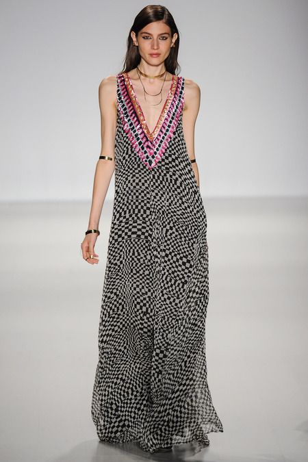 #MaraHoffman | Fall 2014 Ready-to-Wear Collection | Style.com