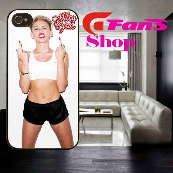 Miley Cyrus case iphone 4/4s, iphone 5/5s/5c, galaxy s3/s4