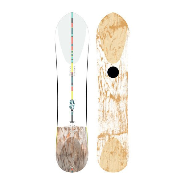 YES. 420 Powder Hull 154 Snowboard