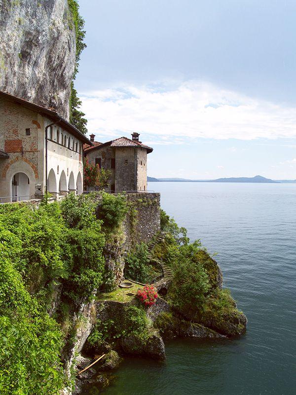 Lac Majeur - Monastère de Santa Caterina