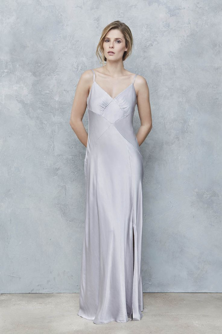 33 best Ghost Bridesmaid Dresses images on Pinterest   Full length ...