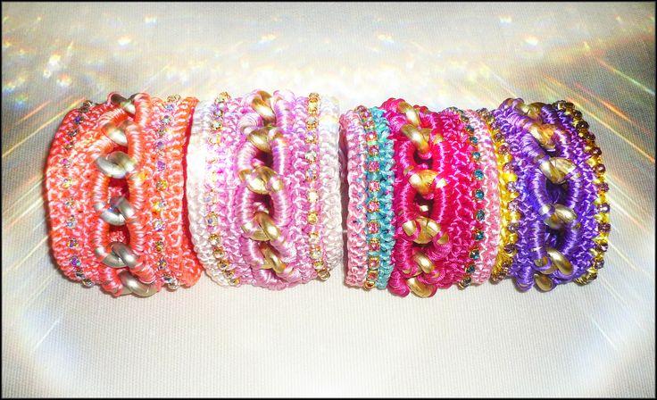 Cuff Bracelets - 2