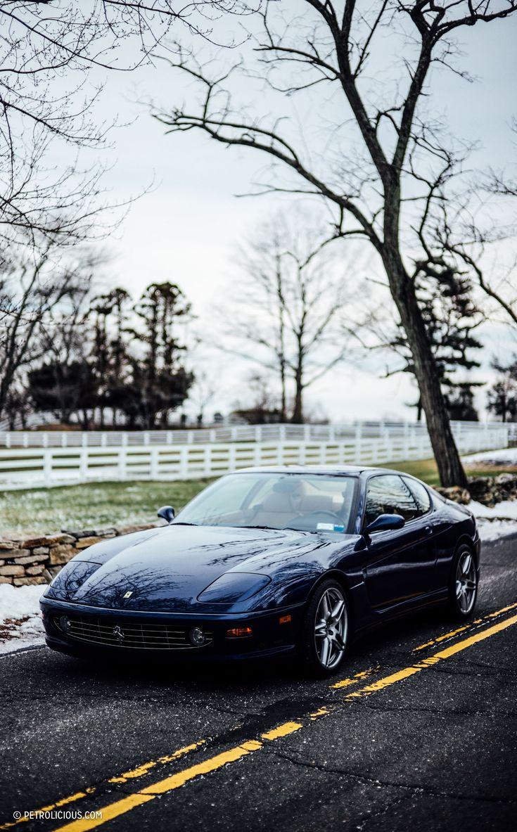 It's got a V12 and a gated six speed, what's not to love?