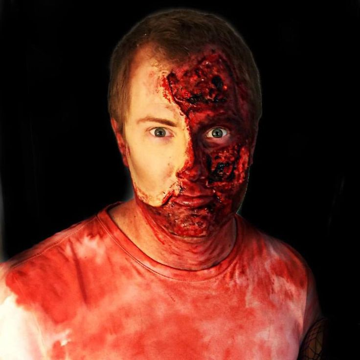 Special effects makeup by Chriss Knight www.chrissknight.com/makeup